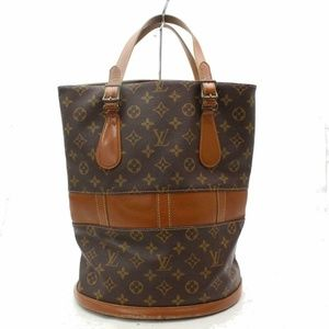 Auth Louis Vuitton Usa Bucket Bag #860L14